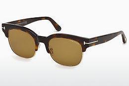 Tom Ford Herren Sonnenbrille » FT0558«, gelb, 53N - gelb/grün