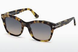 Tom Ford Sonnenbrille » FT0626«, blau, 92H - blau/braun