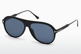 Sonnenbrille Tom Ford FT0624 02D - Schwarz, Matt