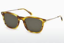 Sonnenbrille Tom Ford FT0625 47A - Braun, Bright