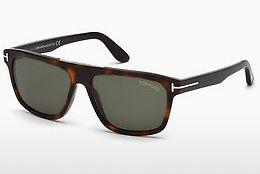 Sonnenbrille Tom Ford FT0628 52N - Braun, Dark, Havana