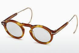 Sonnenbrille Tom Ford FT0632 53A - Havanna, Yellow, Blond, Brown