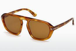 Sonnenbrille Tom Ford FT0634 53E - Havanna, Yellow, Blond, Brown