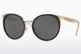 Versace Damen Sonnenbrille » VE2185«, schwarz, 125287 - schwarz/grau