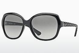 VOGUE Vogue Damen Sonnenbrille » VO2871S«, schwarz, W44/11 - schwarz/grau