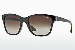 VOGUE Vogue Damen Sonnenbrille » VO2606S«, braun, W65613 - braun/braun