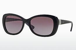 VOGUE Vogue Damen Sonnenbrille » VO2963S«, blau, 231148 - blau/braun
