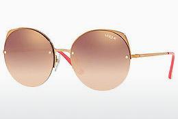 VOGUE Vogue Damen Sonnenbrille » VO4081S«, rosa, 50756F - rosa/rosa