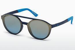 Web Eyewear Herren Sonnenbrille » WE0186«, schwarz, 01C - schwarz/grau