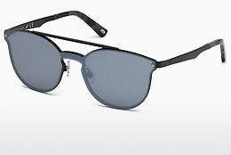 Web Eyewear Herren Sonnenbrille » WE0185«, schwarz, 02C - schwarz/grau