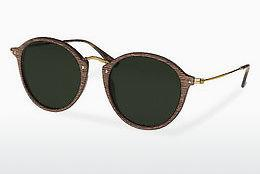 Sonnenbrille Wood Fellas Nymphenburg (10760 1185-5115)