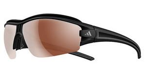 Adidas A168 6072 LST polarized silver + LST bright (antifog)matt black pol