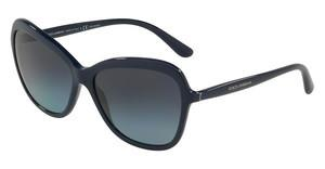 Dolce & Gabbana DG4297 3119K4 BLUE GRADIENT BLACK POLARBLUE