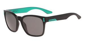 Dragon DR511S LIEGE 007 MATTE BLACK/TEAL