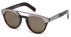 Dsquared2 Sonnenbrille » DQ0235«, braun, 52E - braun/braun