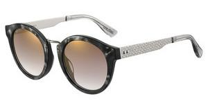 Jimmy Choo PEPY/S 9AN/JL BROWN SS GLDBLACKPEARL
