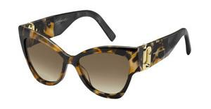 Marc Jacobs MARC 109/S 2T7/S1 BROWN SFHVGRYMRBL