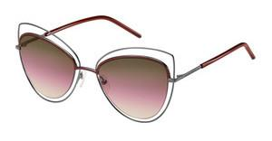Marc Jacobs MARC 8/S TWZ/BE BROWN FUXIA BEIDKRUT BRG