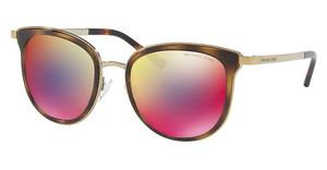 Michael Kors MK1010 11016P MULTI RED MIRRORDARK TORTOISE/GOLD-TONE