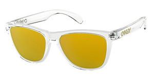 Oakley OO9013 9013A4 24K IRIDIUMPOLISHED CLEAR