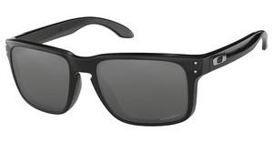 Oakley OO9102 9102E1 PRIZM GREY W/ BLACK IRIDIUMPOLISHED BLACK