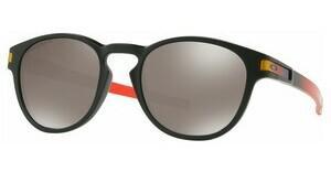 Oakley Herren Sonnenbrille »LATCH OO9265«, rot, 926526 - rot/schwarz
