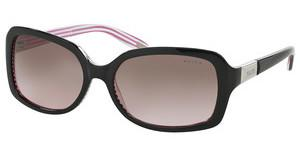 Ralph RA5130 109214 BROWN GRADIENT PINKBLACK/PINK STRIPE