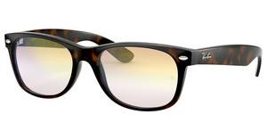 Ray-Ban RB2132 710/Y0 CLEAR GRADIENT GOLDHAVANA
