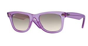 Ray-Ban RB2140 605632 GREY GRADIENTDEMI GLOSS VIOLET