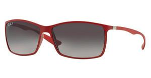 Ray-Ban RB4179 6123T3 GREY GRADIENT POLARMATTE AMARANTH