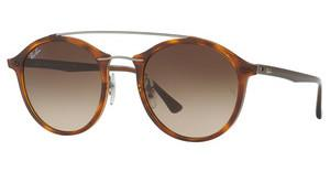 Ray-Ban RB4266 620113 BROWN GRADIENT DARK BROWNBROWN