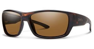 Smith Herren Sonnenbrille » FORGE«, grün, 2M6/OZ - grün/rot