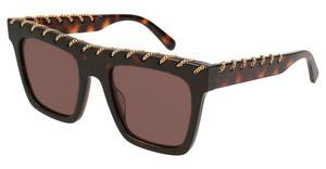 Stella McCartney SC0128S 002 BROWNHAVANA