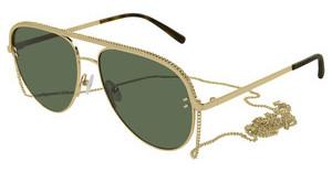 Stella McCartney SC0165S 001 GREENGOLD