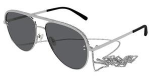 Stella McCartney SC0165S 002 SMOKESILVER