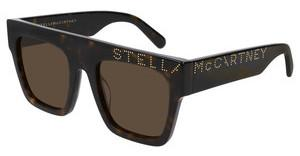 Stella McCartney SC0170S 005 BROWNHAVANA
