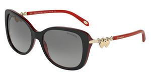 Tiffany TF4129 81563C GREY GRADIENTBLACK/RED