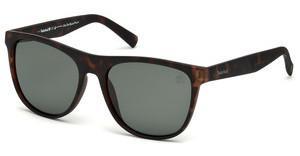Timberland Herren Sonnenbrille » TB9124«, schwarz, 05H - schwarz/braun