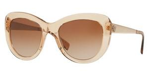 Versace VE4325 521513 BROWN GRADIENTTRANSPARENT BROWN