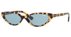 Vogue VO5237S 260580 BLUEBROWN YELLOW TORTOISE