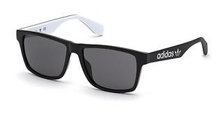 Adidas-Original OR0024 01A grauschwarz glanz