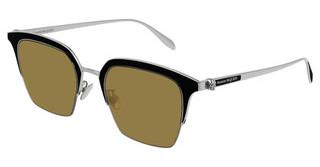 Alexander McQueen AM0213SA 003 YELLOWSILVER
