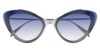 Alexander McQueen AM0251S 004 BLUERUTHENIUM