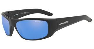 Arnette AN4182 01/22 POLAR DARK GREY MIRROR WATERMATTE BLACK