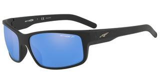 Arnette AN4202 01/22 POLAR DARK GREY MIRROR WATERMATTE BLACK