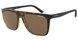 Arnette AN4261 237573 DARK BROWNMATTE HAVANA