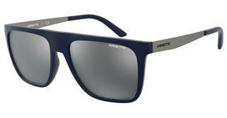 Arnette AN4261 25206G GREY MIRROR BLACKMATTE BLUE
