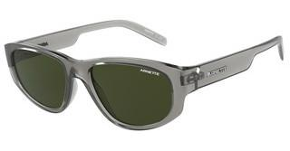 Arnette AN4269 259071 DARK GREENSHINY TRANSPARENT GREY