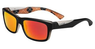 Bolle Jude 11834 Polarized TNS Fire oleo ARMat Black / Orange