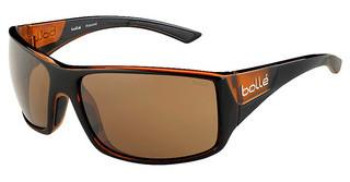Bolle Tigersnake 12134 TLB DarkShiny Black/Matte Brown
